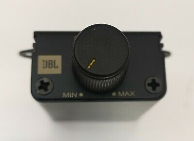 £39.99 • Buy JBL Grand Touring Series  RLC Amplifier Remote Control  NOS#