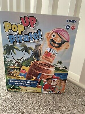 £6 • Buy Tomy 7028 Pop Up Pirate Game