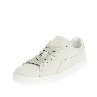 AU20.67 • Buy RRP €105 PUMA CLASSIC Suede Leather Sneakers EU3 9 UK 6 US 7 Perforated Low Top