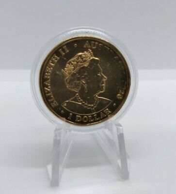 AU299 • Buy 2020 1 Dollar Donation Coin Rare Diecast Error! Missing Letters And 20 In 2020🔥