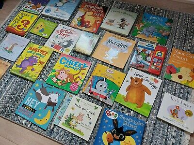 £8 • Buy Children Books Bundle 22 Books! Ages Between 12 Months - 3 Years
