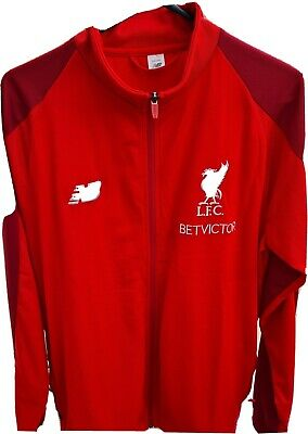 £40 • Buy Liverpool FC Genuine New Balance Track Top. Size Large