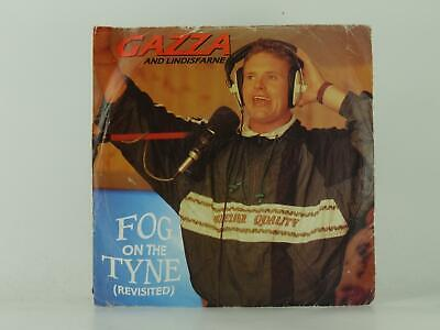 £3.41 • Buy GAZZA AND LINDISFARNE FOG ON THE TYNE (REVISTED) (2) (45) 2 Track 7  Single Pict