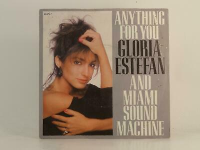 £3.41 • Buy GLORIA ESTEFAN AND THE MIAMI SOUND MACHINE ANYTHING FOR YOU (2) (78) 2 Track 7