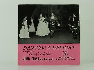 £3.41 • Buy JIMMY SHAND AND HIS BAND DANCER'S DELIGHT (62) 4 Track 7  Single Picture Sleeve