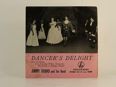 £3.41 • Buy JIMMY SHAND AND HIS BAND DANCER'S DELIGHT (78) 3 Track 7  Single Picture Sleeve