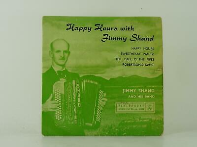 £3.41 • Buy JIMMY SHAND HAPPY HOURS (25) 4 Track 7  Single Picture Sleeve PARLOPHONE