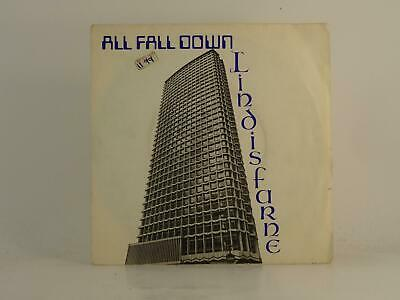 £3.41 • Buy LINDISFARNE ALL FALL DOWN (78) 2 Track 7  Single Picture Sleeve CHARISMA