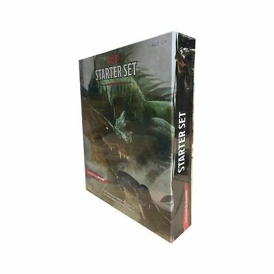 AU56.70 • Buy Dungeons And Dragons Starter Set Roleplaying Games T1
