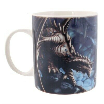 £7.49 • Buy Rock Dragon Mug By Anne Stokes - Part Of The Age Of Dragons Range