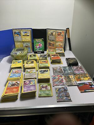 $63 • Buy Huge Lot Of Binder E Series Neo Vintage Rare Collection Pokemon Cards Over 7lbs!