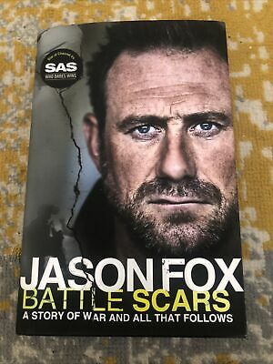£1.70 • Buy Battle Scars: A Story Of War And All That Follows By Jason Fox (Hardback)