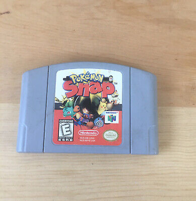 $19 • Buy Pokemon Snap Nintendo 64 Authentic Untested Cartridge Only N64