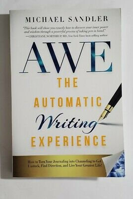£10.16 • Buy AWE The Automatic Writing Experience : How To Turn Your Journaling Into PB
