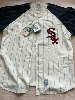 £25.99 • Buy Vintage Mirage Cooperstown Chicago White Sox Shirt -XL New