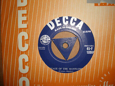 £3.49 • Buy Frank Chacksfield,  Voyage Of The Mayflower,  Decca Records 1957 Mint