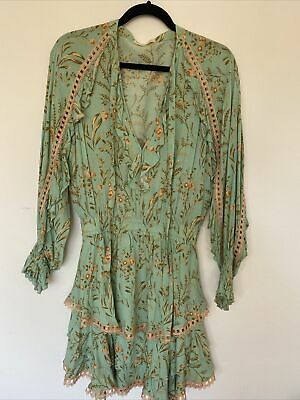 AU150 • Buy Spell And The Gypsy Collective Mini Dress Size S