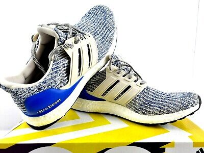AU199 • Buy Adidas ULTRA BOOST 4.0 DNA Mens Size 7 Sneaker Shoe Blue Grey Running Exercise