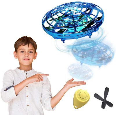 AU41.26 • Buy 98K Hand Operated Drones For Kids Or Adults, Light Up Joy Flying Ball Drone, Hel