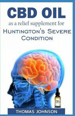 AU28.97 • Buy CBD Oil As A Relief Supplement For Huntington's Severe Condition