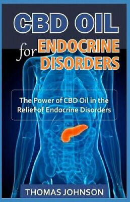 AU26.52 • Buy CBD Oil For Endocrine Disorders: The Power Of CBD Oil In The Relief Of