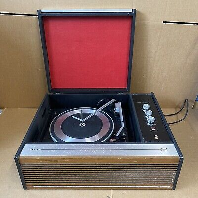 £89.95 • Buy Fidelity Record Player Turntable Hf 57  Solid State ( Serviced )
