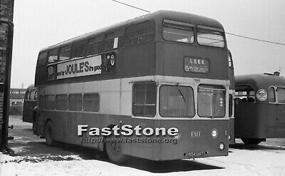 £5 • Buy 35mm BUS Negative  Potteries Motor Traction  904UVT  ROUTE 15  [ PMT ]