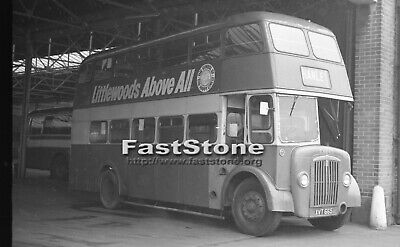 £5 • Buy 35mm BUS Negative    Potteries Motor Traction  XVT665       [ PMT ]