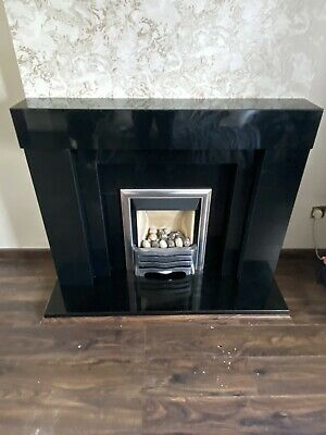 £300 • Buy Granite Fire Mantle And Back Panel