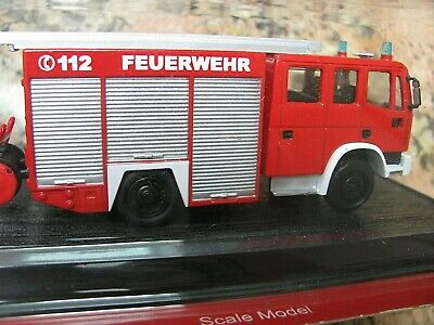 £9.47 • Buy Del Prado Fire Engines Of The World IVECO MAGIRUS LF 16-12 FIRE TRUCK 1:64 Scale