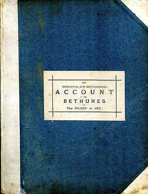 £70 • Buy Anon (attributed To Thomas Whyte) AN HISTORICAL AND GENEALOGICAL ACCOUNT OF THE
