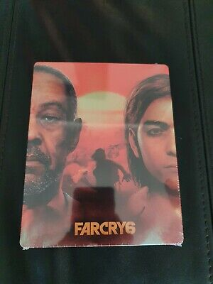 AU38.88 • Buy Far Cry 6 Steelbook (ps4 Ps5 Xbox One Series S/x Pc) *brand New Sealed*