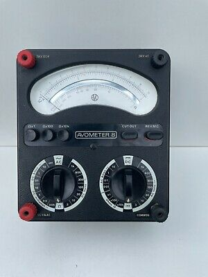 £75 • Buy Avo Meter Model 8 MK 5 With Leather Case