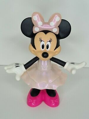 £15 • Buy DISNEY Minnie Mouse Light-Up & Talking Singing Color Changing Toy