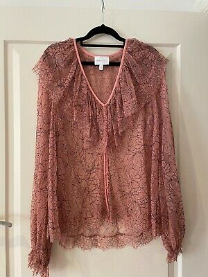 AU65 • Buy Alice Mccall Lace Top Size 10