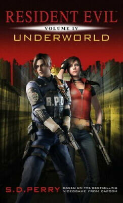 AU17.76 • Buy Resident Evil Vol IV - Underworld By Perry, S. D.