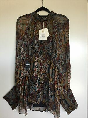 AU175 • Buy Sass And Bide 14/44 Close To You Top New With Tags Paid $390