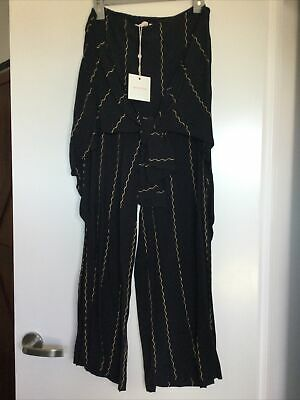 AU150 • Buy Sass And Bide 42/12 The Distance Apart Pants New With Tags