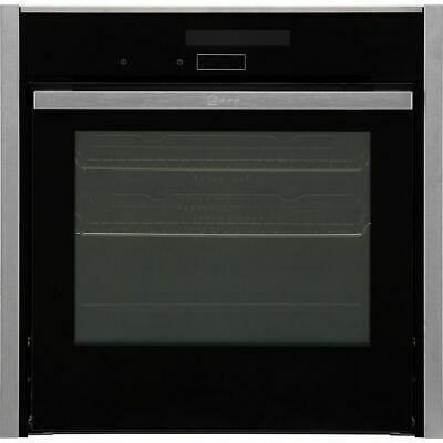 £1519 • Buy NEFF B58CT68H0B N90 Slide&Hide® Built In 60cm A Electric Single Oven Stainless