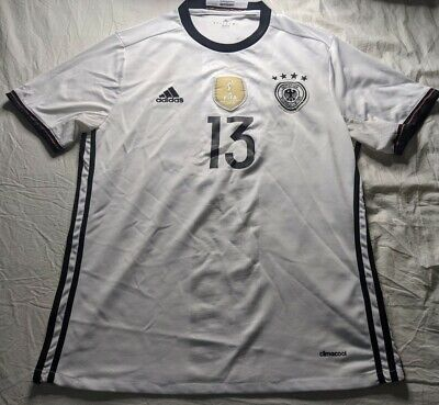 £0.99 • Buy Germany Shirt (Home) 2016 Medium Good Condition Unofficial Adidas