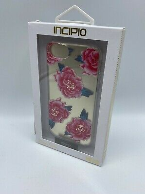 AU17.35 • Buy Design Series IPhone 7 & 6/6s INCIPIO Glam Case Pink Flowers New In Package