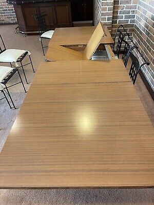 AU300 • Buy Genuine Chiswell Rectangular Extendable Table, Mid-Century, Restored