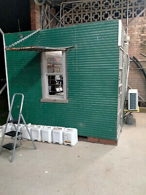 AU2000 • Buy 20ft Shipping Container Half Size With Window And Lockable Doors, Can Deliver