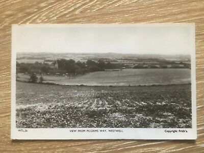 £0.99 • Buy Westwell. View From Pilgrims Way, Kent. 1961 Frith's Real Photo Postcard
