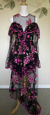 AU99 • Buy Alice McCall : Mirage Gown Size 8 BNWT