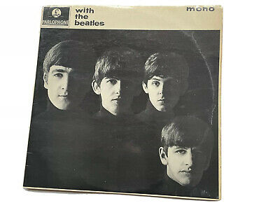 £149 • Buy The Beatles-With The Beatles-PMC 1206-Jobet XEX 447-1N Withdrawn Sleeve!