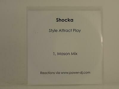 £2.86 • Buy Shocka Style Attrack P (h1) Promo Cd Amazing Value Quality Best Prices On Ebay