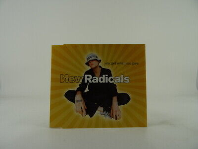 £2.46 • Buy NEW RADICALS YOU GET WHAT YOU GIVE (B13) 3 Track CD Single Picture Sleeve MCA RE