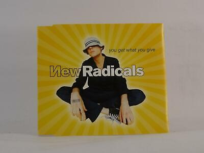 £2.46 • Buy NEW RADICALS YOU GET WHAT YOU GIVE (G77) 3 Track CD Single Picture Sleeve M.C.A