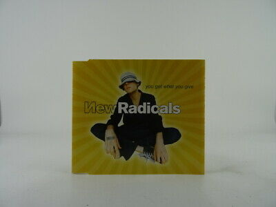£2.46 • Buy NEW RADICALS YOU GET WHAT YOU GIVE (B22) 3 Track CD Single Picture Sleeve MCA RE